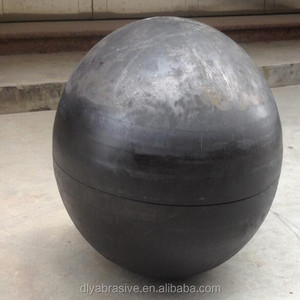Wholesale 600mm 800mm 900mm 1000mmhollow metal ball , Large Metal Half Sphere