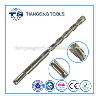 TG Tools top quality concrete carbide sds slot tip hammer drill bit