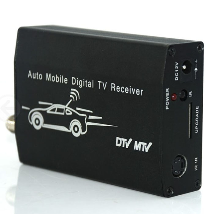 DVB-T2 телетюнер в авто