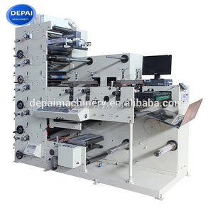 DP FPL480-6 6 Color Flexo Die Cutting Printer Slotter Die-cutter Stacker And Printing machine
