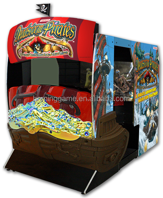 Simulator Arcade Shooting Game Deadstorm Pirates