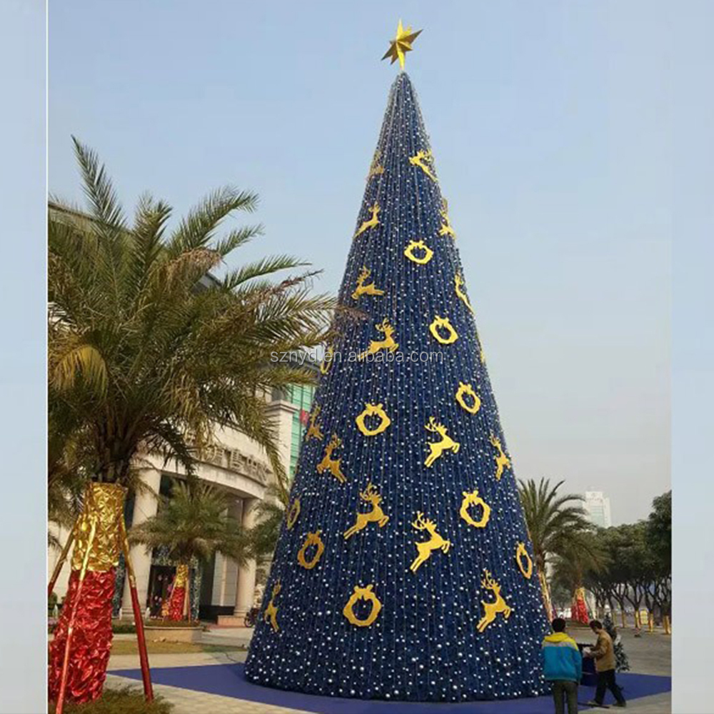 Giant outdoor lighted ornaments - Outdoor Led Christmas Tree Lighted Christmas Cone Tree Giant Outdoor Lighted Christmas Trees