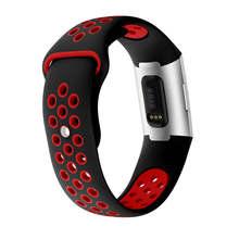 Сменный силиконовый браслет для Fitbit Charge 3, Смарт-часы для мужчин и женщин, аксессуары для Fitbit Charge(Китай)