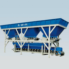 Accumulation weighing Batcher Aggregate storage hopper with alibaba hot sale batching bins PLD Sand Stone Hopper for sale