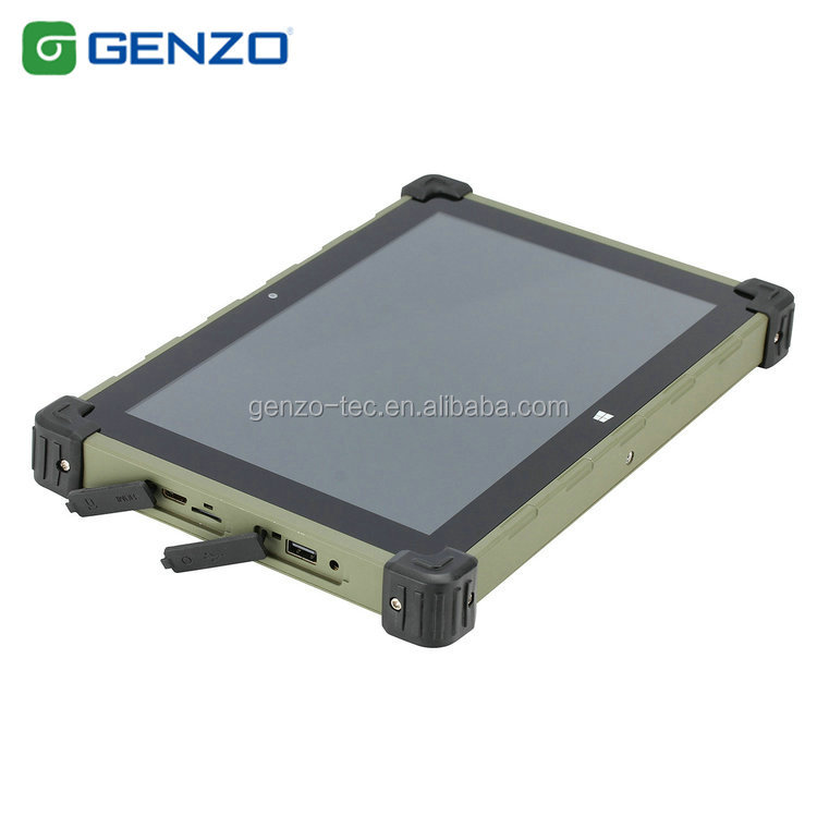 Best selling hot chinese new design waterproof rugged tablet with camera