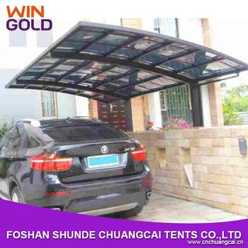 Wholesale custom car parking single portable car garage tent aluminium carport for sale buy - Portable car garages for sale ...