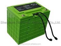 deep cycle lifepo4 12v 100ah lithium ion battery for chair