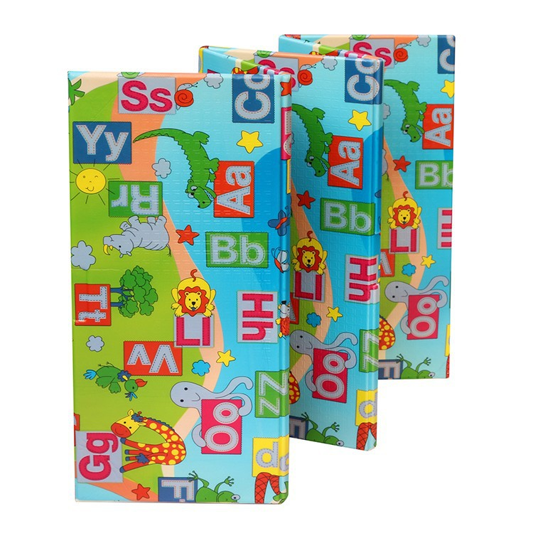 Children Crawl Yoga Mat,PE Fold Mat,PE Foam Mat