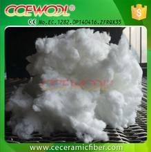 CCEWOOL Aluminum silicate ceramic fiber cotton for heat insulation