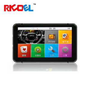 Oem Factory Price Full Hd 1080P Portable Gps Support Multi Language