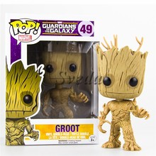 Populaire PVC <span class=keywords><strong>figuur</strong></span> Groot #49 <span class=keywords><strong>funko</strong></span> <span class=keywords><strong>pop</strong></span> Hot selling mini cartoon <span class=keywords><strong>figuur</strong></span>, leuke groot collection <span class=keywords><strong>pop</strong></span>