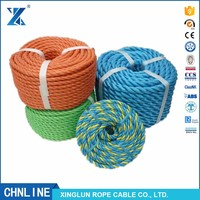 CHNLINE pp twisted rope price hawser ropes