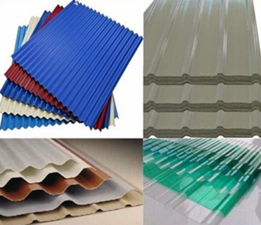 Durable Fiberglass Corrugated Plastic Transparent Roofing