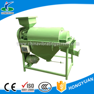 Beans increase brightness to clay mould Single biaxial food polishing machine