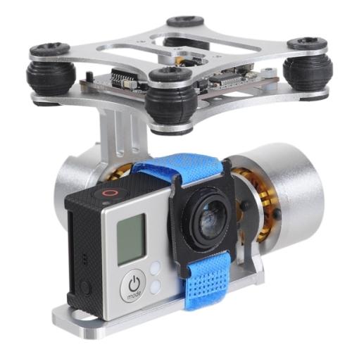 DJI Phantom Brushless Gimbal Aluminum Camera Mount With