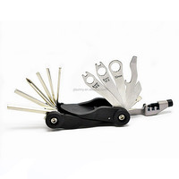 RE-023B Professional Bike Tool Cycling Repair Tool Kits /Multi Emergency Outdoor Bicycle Repair Tools