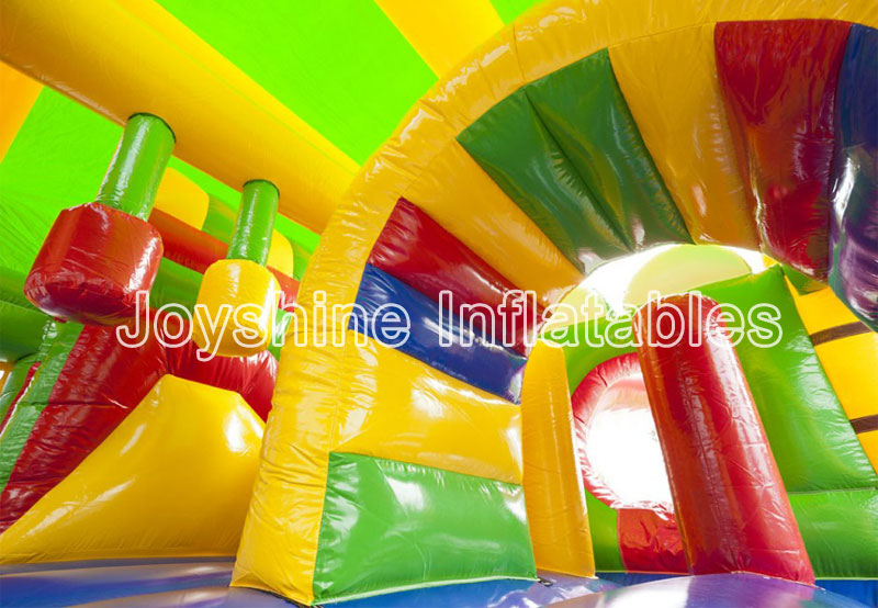 Inflatable Bouncer Combo Crocodile Jumping Castles and Slide Bouncers Trampoline Bounce House Bouncy Castle For Kids Children