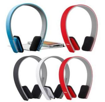 Universal 3.5mm Hot Selling Over-ear Sports Stereo Wireless Bluetooth Headset,Audifonos Bluetooth with IPX7