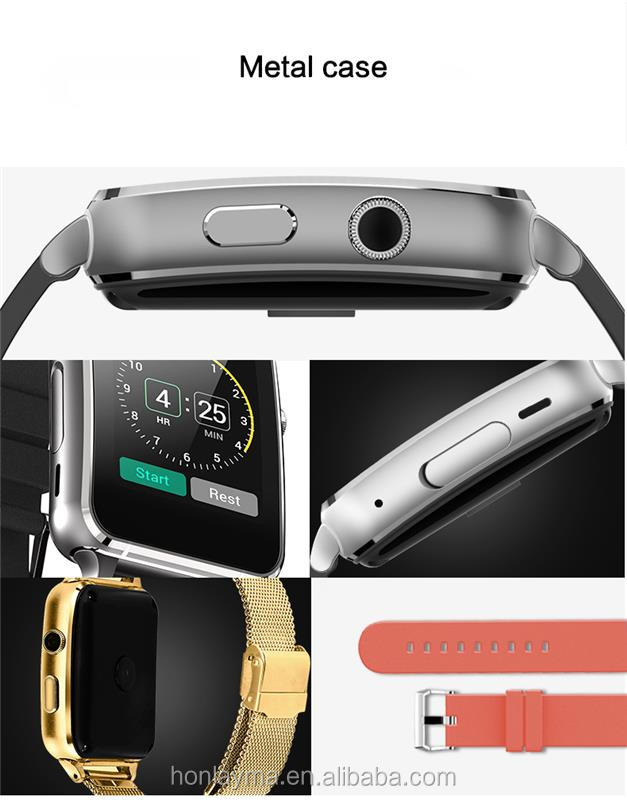 bluetooth smart watch m88 mtk2502c sync notifier support sim card with camera sport smartwatch. Black Bedroom Furniture Sets. Home Design Ideas