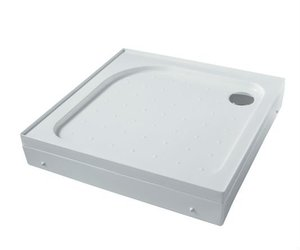 Square Ceramic Acrylic Shower bases DF0383