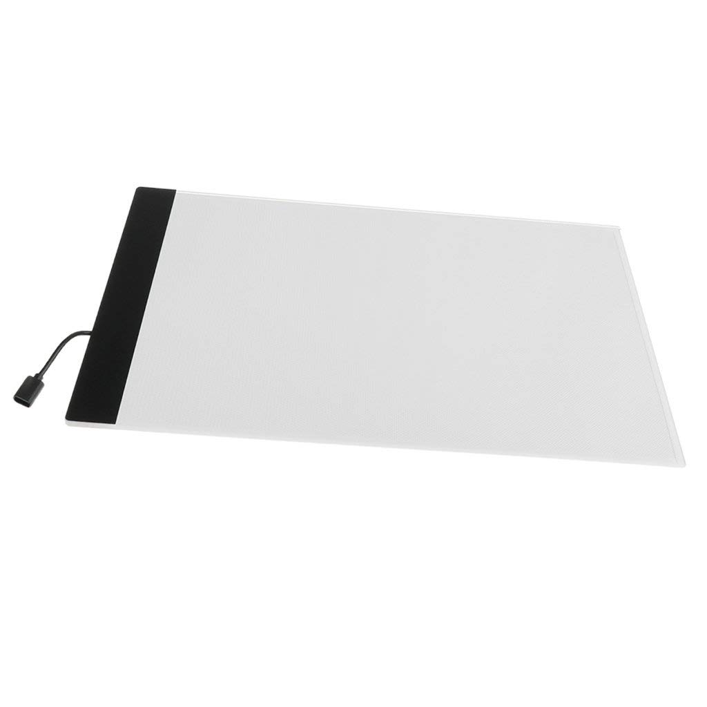 Homyl Hot Practical Acrylic A4 LED Tracing Light Pad Light Box Tracer Drawing Stencil Supplies Art Supplies