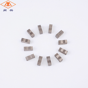 China Supplier Diamond Cutting Segment for Granite marble sandstone and other stones