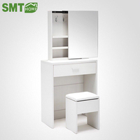 european style modern dressing table for bedroom