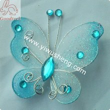 fashion small butterfly wings hair accessory
