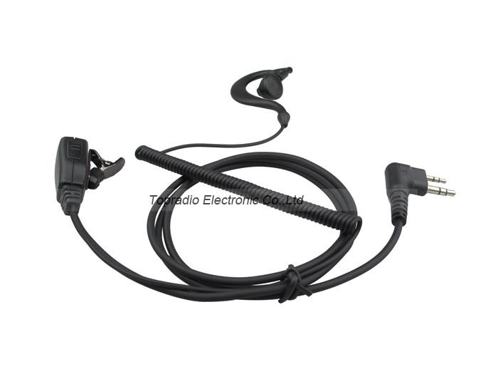 Earpiece Headset HYT Hytera For TC500//TC600//TC610 Radio TC-700 Ex PLUS Headsets