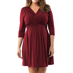 e55140b1fd1 Wholesale High Quality Pregnancy Women Maternity Clothing Clothes Dresses  In China 2018