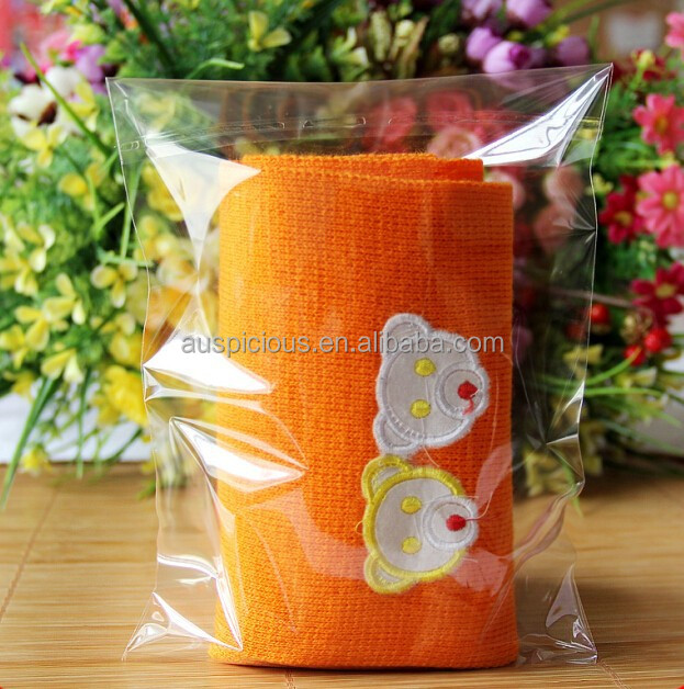 Factory Price Fancy Printed Opp Self Adhesive Cellophane Bag