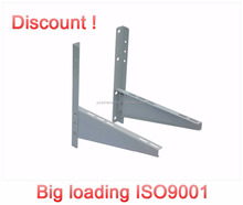 Powder coated window air condition bracket/window mounting bracket