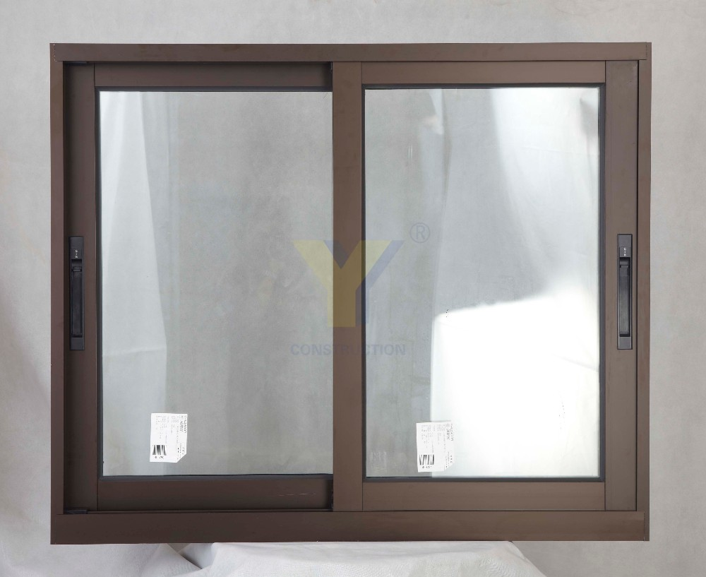 Aluminum Windows Product : Double glazed aluminium windows and doors comply with