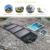 Allpowers 21W Portable solar bag outdoor travel Foldable Solar Panel Charger pack for mobile Phone