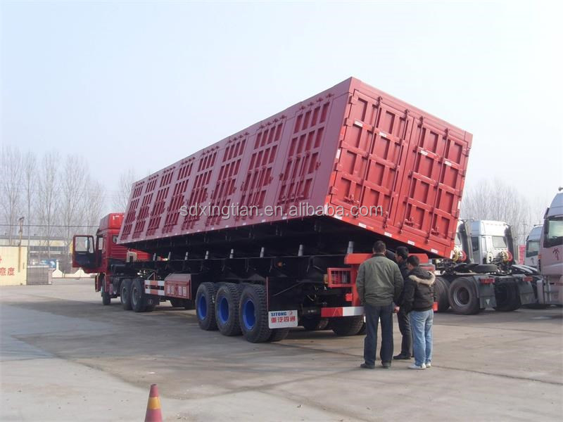 2020 New Top Quality Telescopic Hydraulic Cylinder For Dump Trailer