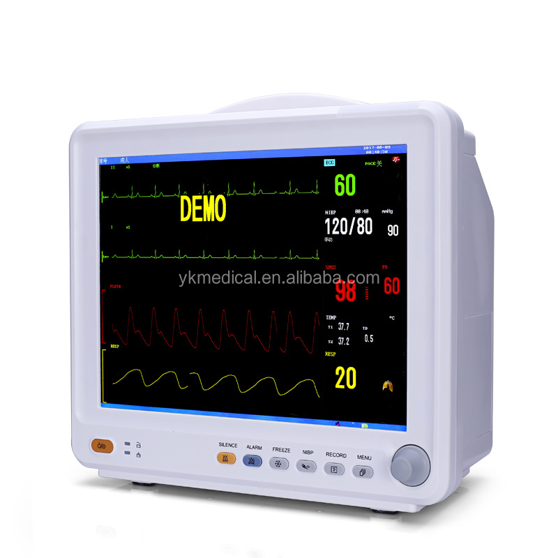 YONKER multi parameter patient monitor equipment producing