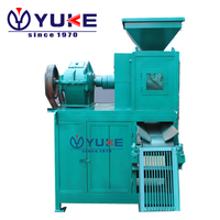 charcoal briquette machine aluminium briquette machine