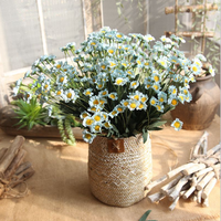 small bulk vintage artificial daisy flowers making for home&hioliday decoration