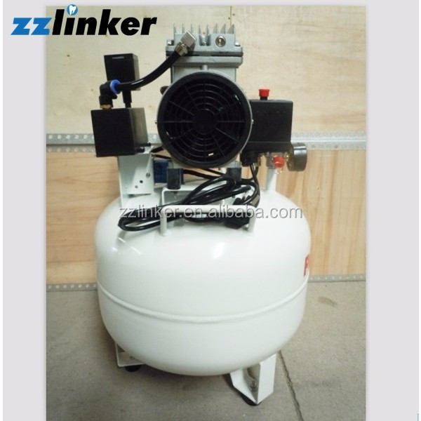 LK-B21 Mini Portable Oil free Dental Unit Air Compressor