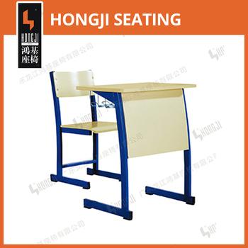 New Design Classroom Desk Chair School Student Furniture