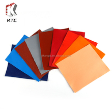 Fireproof Waterproof Silicone Rubber Coated Fiberglass Fabric GT3732-D