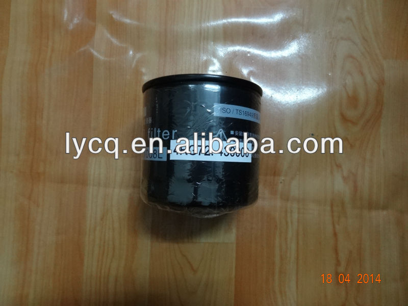 Hot sale original YTO X854 wheel tractor oil filter JX1008L