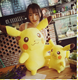 New Design Factory Custom High Quality Pokemon Plush Toys stuffed Pikachu Toys