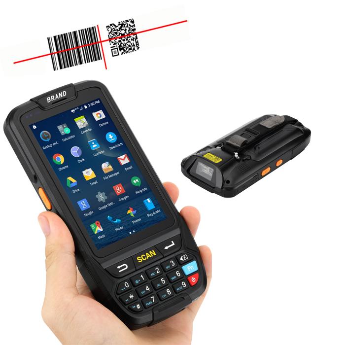 Handheld 13 56 Mhz Rfid Card Reader With Wifi Sdk Gprs Bt Gps Camera Hf  1356 Mhz Long Range Android Pda Rfid Reader - Buy Android Pda Rfid