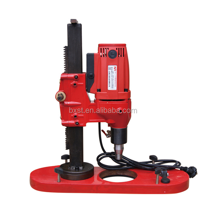 stone driller drilling machine for marble and granite