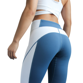 Fashion high waist yoga pants for womens butt lift tight breathable ladies gym leggings yoga sports running wear pants for women