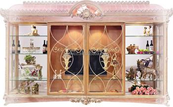 Gesloten Tv Kast : Luxe franse louis xv houten tv meubel europese klassieke paleis