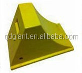 Power polyurethane wheel chock for heavy duty truck GT-11U