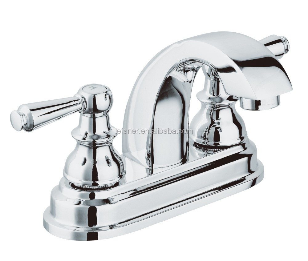 4 inch lavatory new design faucet with lever handles