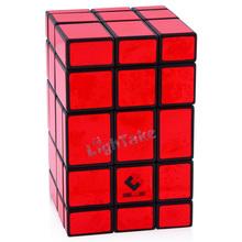 CubeTwist 3x3x5 Black Body Mirror Conjoint Magic Cube Educational Toys For Kids Children